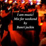I am music!  Mix for weekend-TRAKTOR DJ x Mixcloud