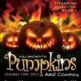 First Performance @ Gin Mill and Grille - Pumpkins are Coming Event