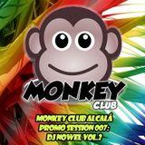 Monkey Club Alcalá / Promo session 007: Dj Nowel vol.2