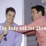 The Andy and Joe Show Episode 4 - FEATURING BILL WHISNEY!