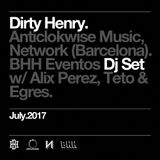 Dirty Henry @ BHH Eventos w/ Alix Perez (Dj Set)