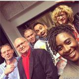 Coastline RadioCafé vanuit Conservatorium Haarlem 5-6pm met Kenya McGuire Johnson
