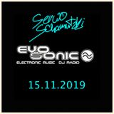 Evoconic Radio Show mixed by Serwo Schamutzki 15.11.2019