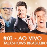 CAFÉ ATÔMICO AO VIVO - Talk Shows Brasileiros