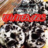 when i went to chomp a medible oreo donut i bit my tongue real bad CUMBIAS