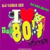 80s mixtape  DJ Chris Ibe and Dj Den Imasa