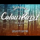 Sorynex - ColourBurst Radio - 010 - 20.07.2016 - FutureSoundsRadio