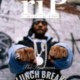 @DjGeminiLive & @EZStreet Live on @939WKYS #LunchBreakMix ( #RIP #Prodigy)
