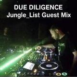 Due Diligence - Jungle_List Guest Mix