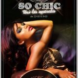So Chic, So House vol.10 ( House Stompin mix ) @ Madrid 17/06/2010