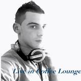 Dj Claudio Torres Live in CoffeLounge Part 2  20-10-2012