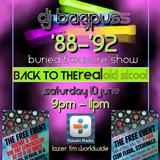 DJ Bagpuss live on Lazer FM Sat 10 June '88-'92 forgotten gems from the old skool