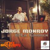 Jorge Monroy @La Carmen (Mayo2017) PARTE 2