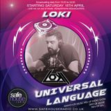 Universal Language - Safehouse Radio - April 2020