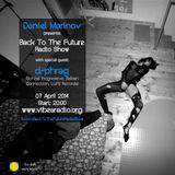 Daniel Marinov - Back To The Future 039 April 2014