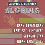 Judah Darenville live at SLORDIG - Storing, Haarlem (Openings set). 131214
