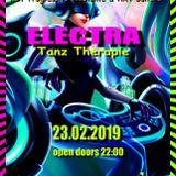 Electra TanzTherapie - DJ Set @ Die Grube - Winterberg - 2019-02-23