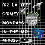 Riz La Teef - In The Mix - MIX025
