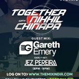 Jez Pereira Live Radio MixT GTR with Nikhil Chinapa & Gareth Emery (DIRTY BANGING UPLIFTING HOUSE)