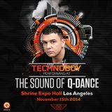 The Sound of Q-dance | LA, Part 3| Technoboy