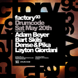 Bart Skils - Live @ Factory 93 Presents Drumcode (Los Angeles, USA) - 20.05.2017