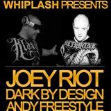 Andy Freestyle Hard Trance set @ Whiplash August 2012