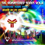 DJ Promo - THE REMASTERED SERIES Vol 4 - Hardcore Years 1996