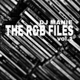 DJ MANIE presents: The R&B Files vol. 1