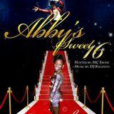 Abby's Sweet 16 Promo Mix [Ghana]