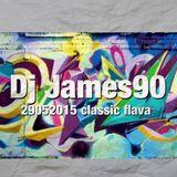 dj james90 29052015 classic flava