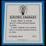 Utility Monopoly