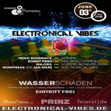 2016.06.03 - electronical vibes club with Ronny Pries, Heiko Bohnsack, Ma-Cell, NordFreak, Jan Mars