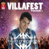 Mario Mendoza & David Puertas @ Villafest (Villarejo de Salvanés)