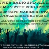 Soul Rejuvenation on Soulpower Radio with my guest Mark Richards (2.5.2018)