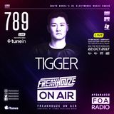 Freakhouze On Air 789 ● Tigger