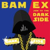 102R49 - DnB Holder - Join to the Dark Side by Bam Ex - 2015