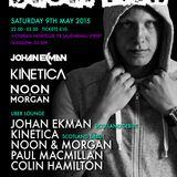 Noon & Morgan Live at Deception 09.05.15