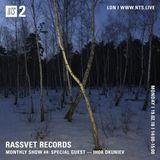 RASSVET RECORDS w/ Buttechno - 19th February 2018
