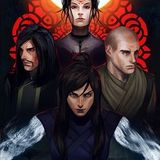 Scarr Members of the Red Lotus