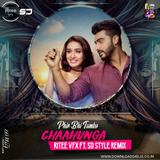 Phir Bhi Tumko Chahunga - Ritee Vfx ft. SD Style Remix