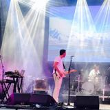 The Egg. 'Fire & Psyfunk'  Live at Glastonbury 2017 (Truth Stage, Shangri-La) .