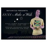 Make a Wish - Dance Church with botanicus (11/11/2018)