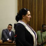 South Africa's first jail sentence for racist tirade