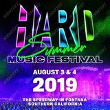 GTA & Friends - Hard Summer Festival 2019 (03.08.2019)