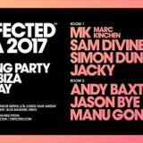 Sam Divine - Live @ Defected Opening 2017 (Eden, Ibiza) - 21-MAY-2017