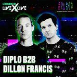 Diplo b2b Dillon Francis - HARD Summer 2018 (05.08.2018)