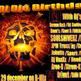 OZ@WORK (B-Lunatic) - Bidi Djé Birthday