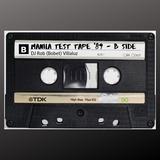 Manila Test Tape '89 Vinyl B Side - Bobet Villaluz