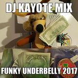 Funky Underbelly: DJ Kayote all orig press vinyl mix, new, old, funk, electric funk, soul, Hip Hop