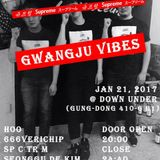 Retrowave @ Gwangju Vibes 2017.01.21